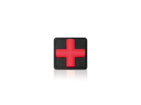 Patches JTG Red Cross medic velcro patch