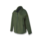 Boker merchandising Boker Softshell Jacket Olive / Medium
